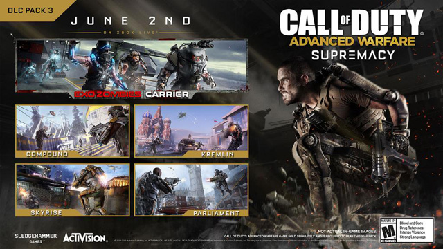 """Call of Duty: Advanced Warfare's """"Supremacy"""""""