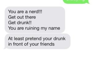 funny dad texts