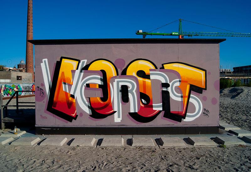 Multi-Layered Graffiti