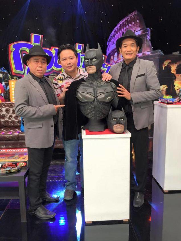 Collection of Batman Stuff