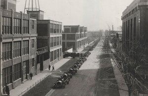 Historic Photos of Detroit Now and Then