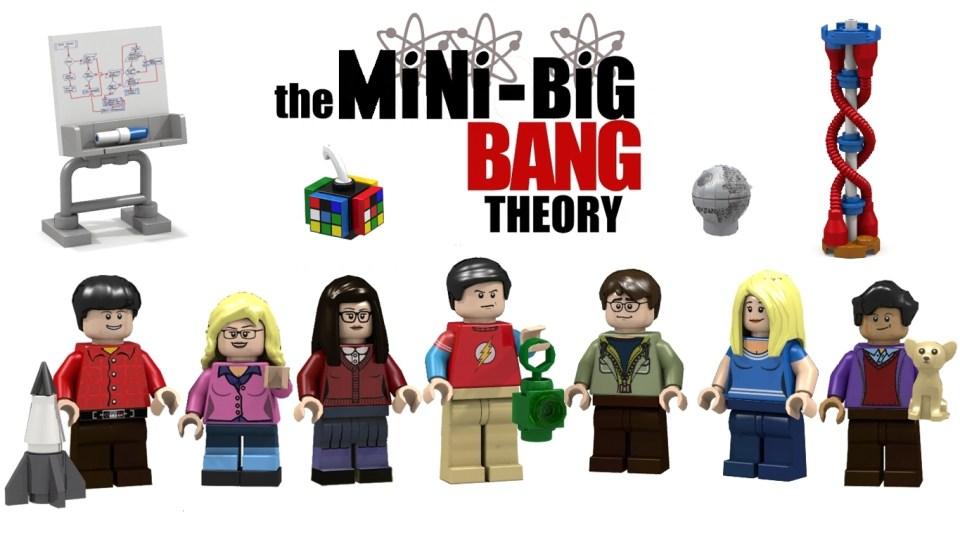 Big Bang Theory LEGO Sets