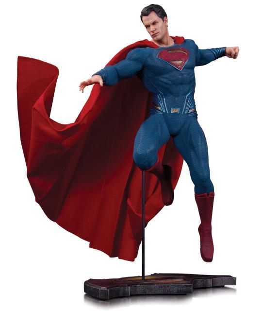 Batman v Superman: Dawn of Justice Statues