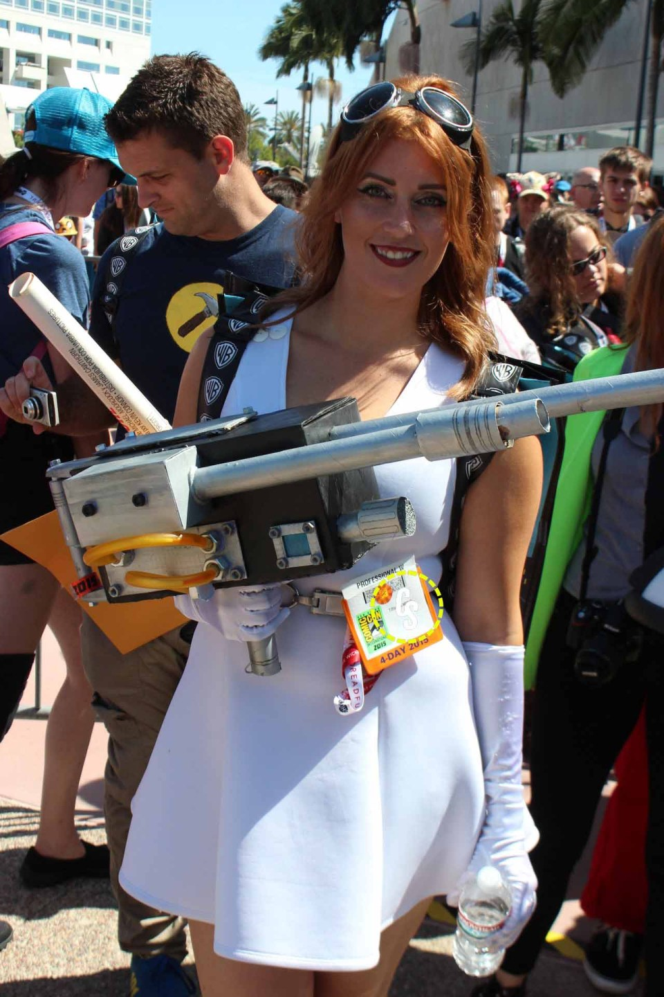 Cosplays From Comic Con San Diego 2015
