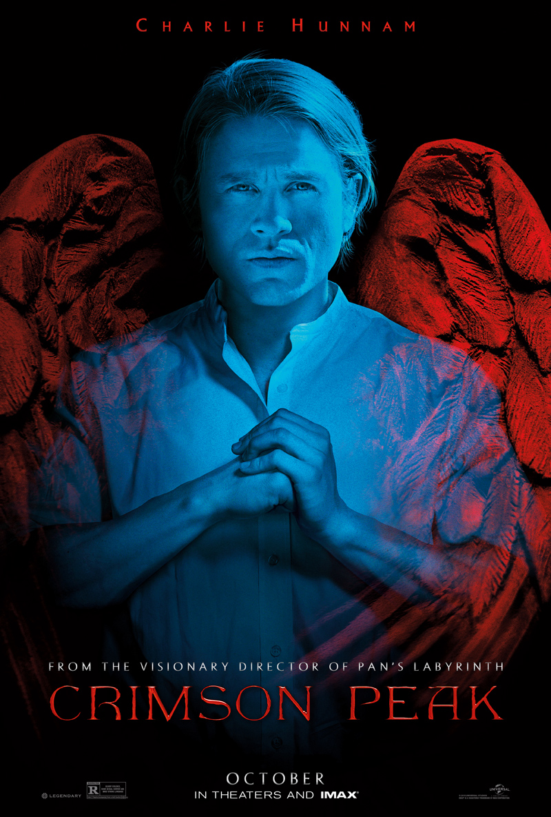 Crimson Peak Comic-Con Poster
