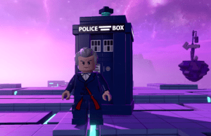 DOCTOR WHO Announced For LEGO DIMENSIONS