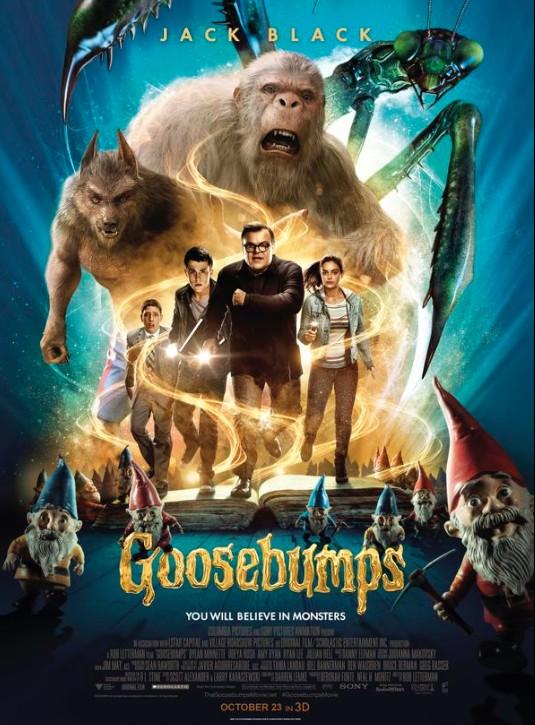GOOSEBUMPS Movie