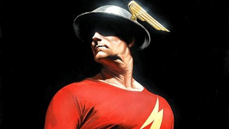 First Look at Jay Garrick Suited Up in THE FLASH Season 2