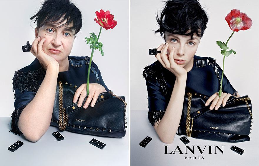If Average Woman Models for Fashion Ads