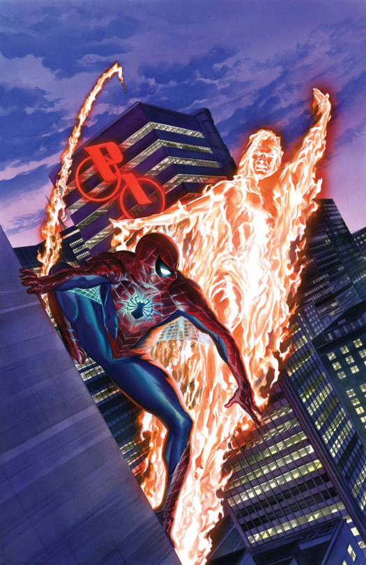 New Spider-Man Comic Book Covers