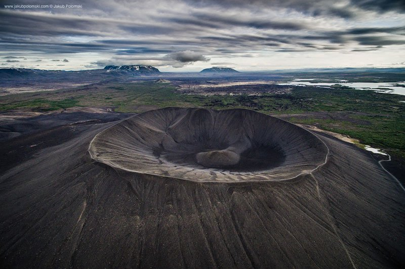 Aerial Photos of Iceland