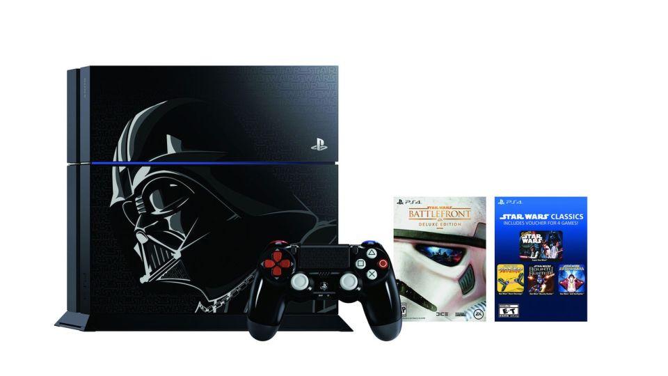 Darth Vader Edition PlayStation 4