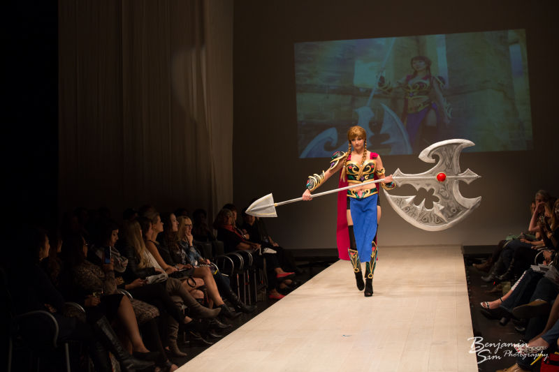 Cosplay Meets The Catwalk
