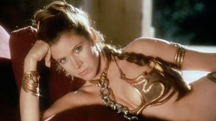 Princess Leia's RETURN OF THE JEDI Slave Outfit