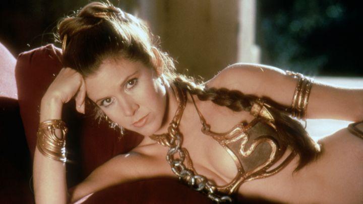 Princess Leia's RETURN OF THE JEDI Slave Outfit
