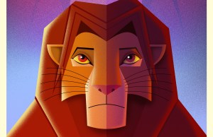 11 IncredibleArt Deco Poster Art For Classic Disney Animated Films