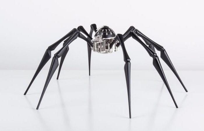 Spider-Clock1