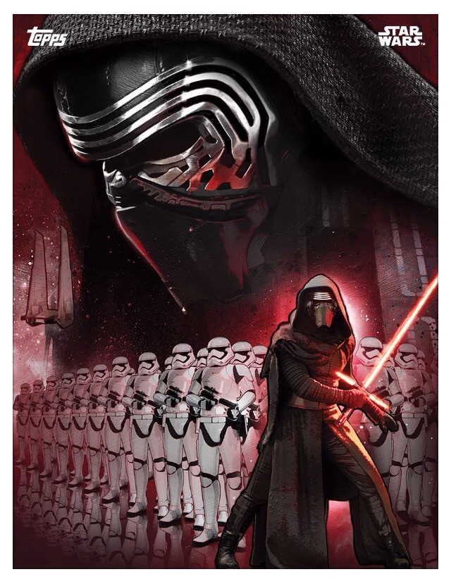 THE FORCE AWAKENS  (1)
