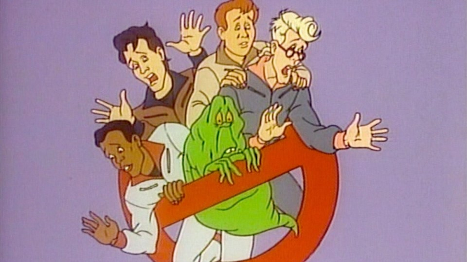 Unseen Pilot Episode of THE REAL GHOSTBUSTERS Cartoon Series