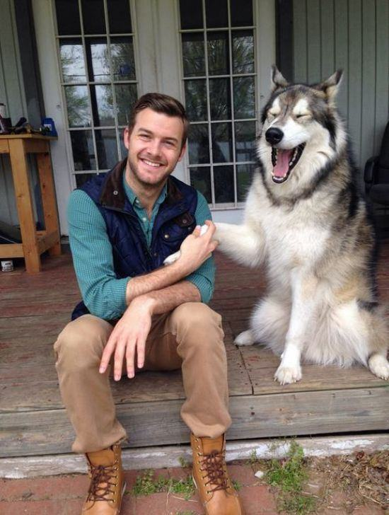 These Are The Most Happiest Animals on the Planet