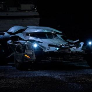 new batmobile