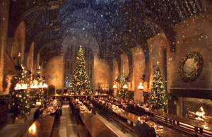 Hogwarts' Great Hall