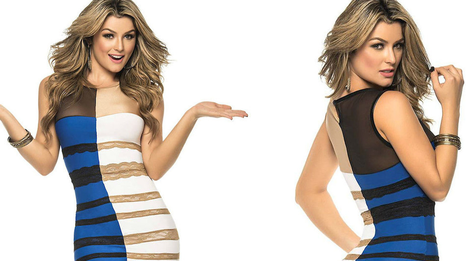 The Dress Is Now a Halloween Costume