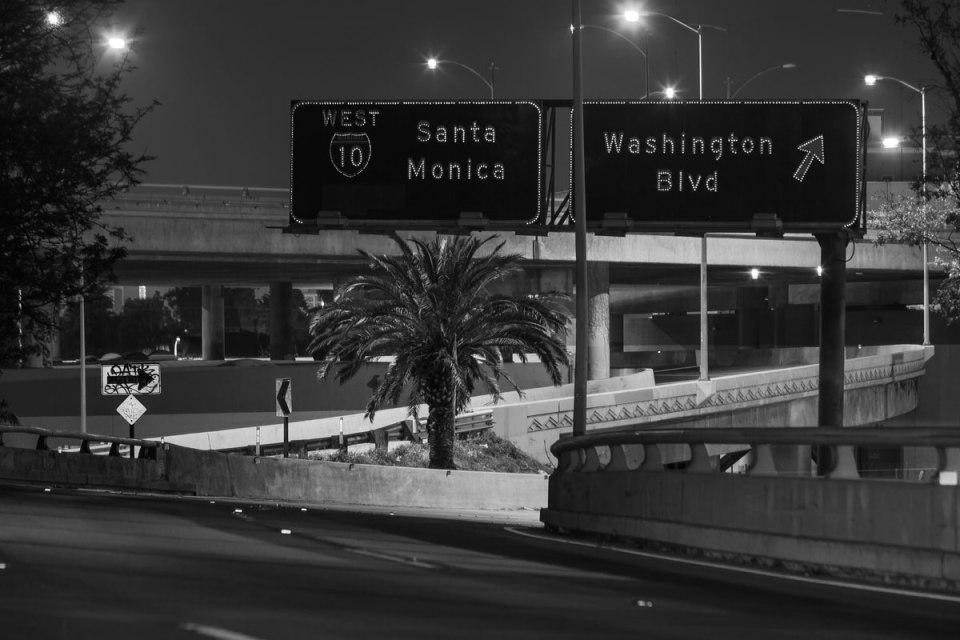 Nobody Walk in LA