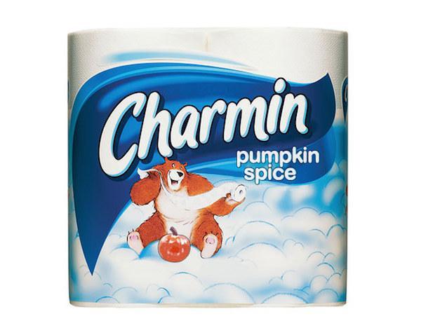 Pumpkin-Spice Flavored