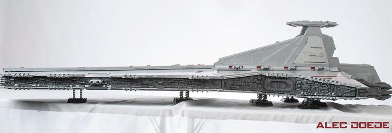Star Wars Venator-Class Star Destroyer