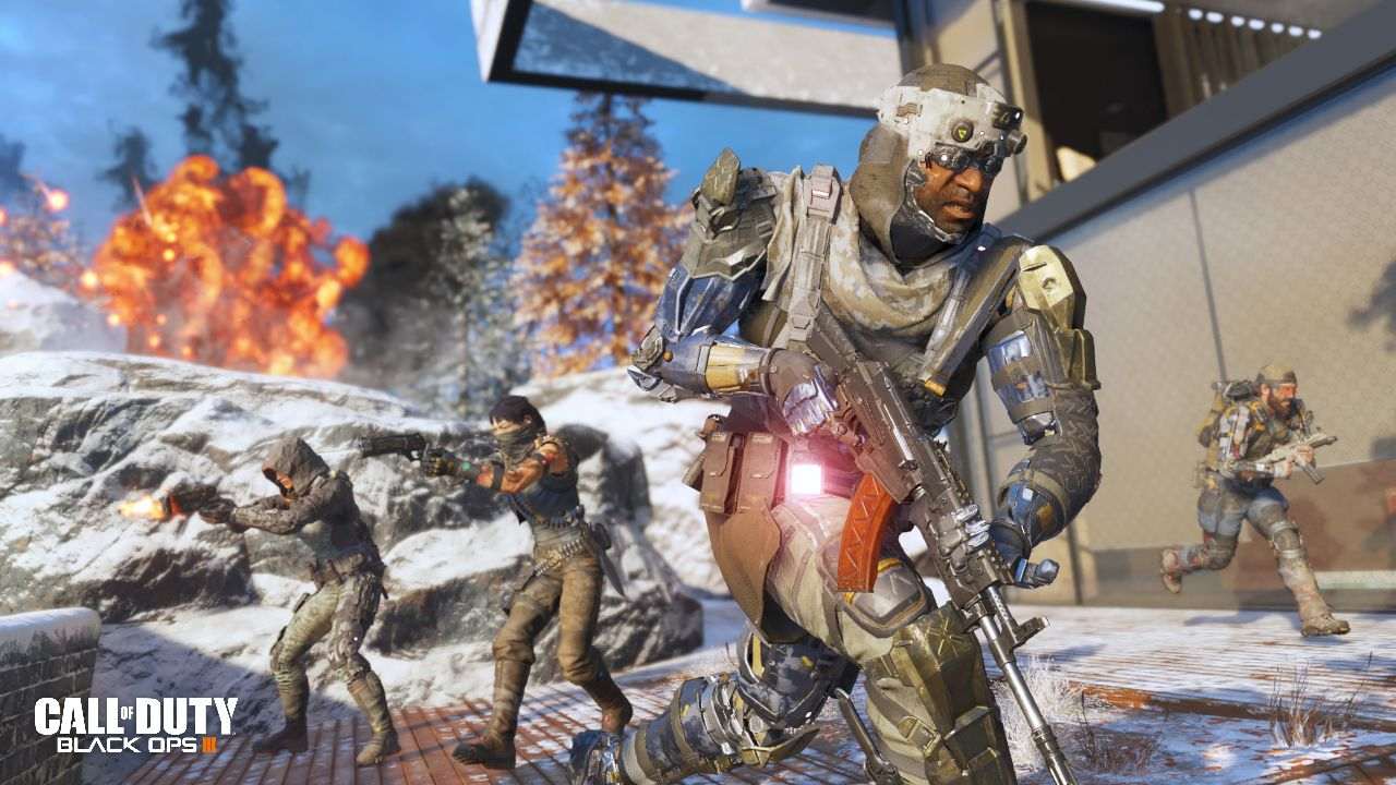 Call Of Duty Black Ops 3 Gameplay Launch Trailer