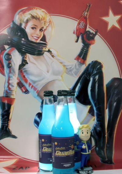 Nuka-Cola Quantum Beer