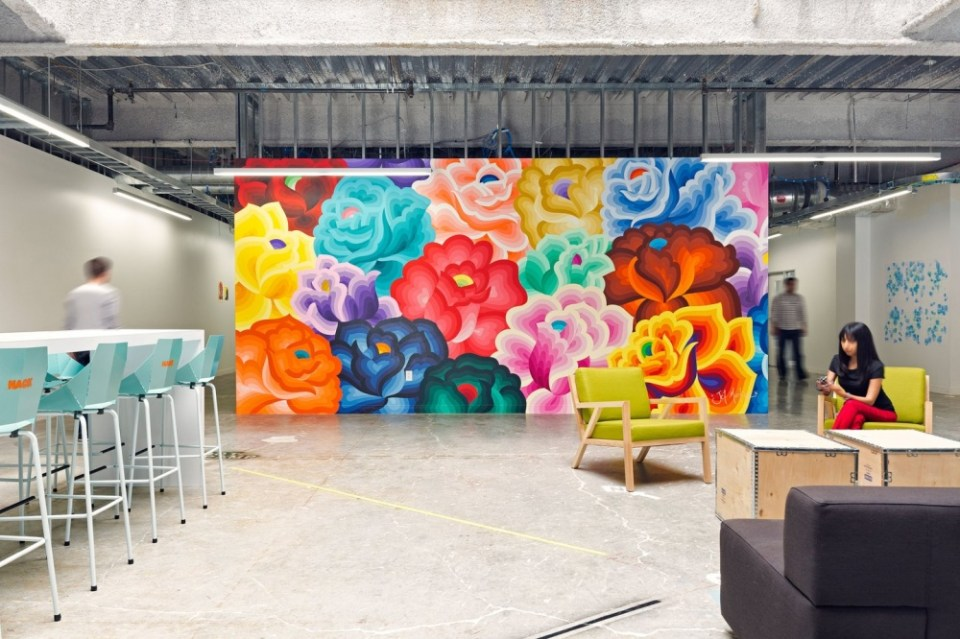 World's Most Hippest Offices