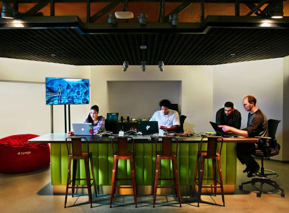 World's Most Hippest OfficesWorld's Most Hippest Offices