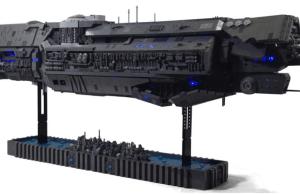 Halo Lego Ship