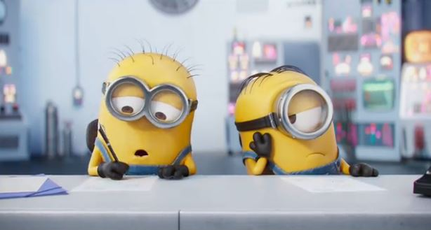 Minions Movie Short Film