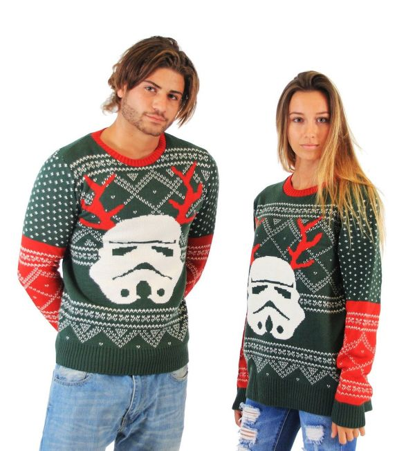STAR WARS Christmas Sweaters
