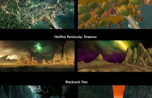 The WARCRAFT Movie and The Game Visual Comparison