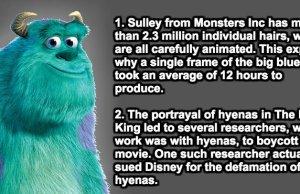 20 Disney Facts