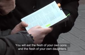 """Dutch Pranksters Read Horrible Bible Passages To People, Telling Them It Was From """"Quran"""""""