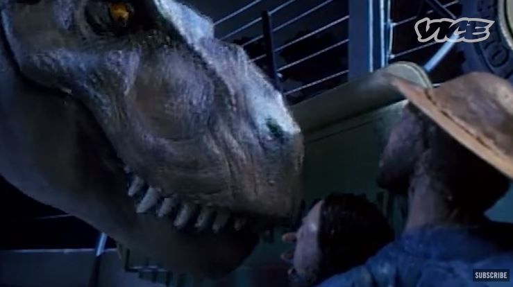 Documentary About the Work of Jurassic Park And Star Wars Stop-Motion Animator Phil Tippett