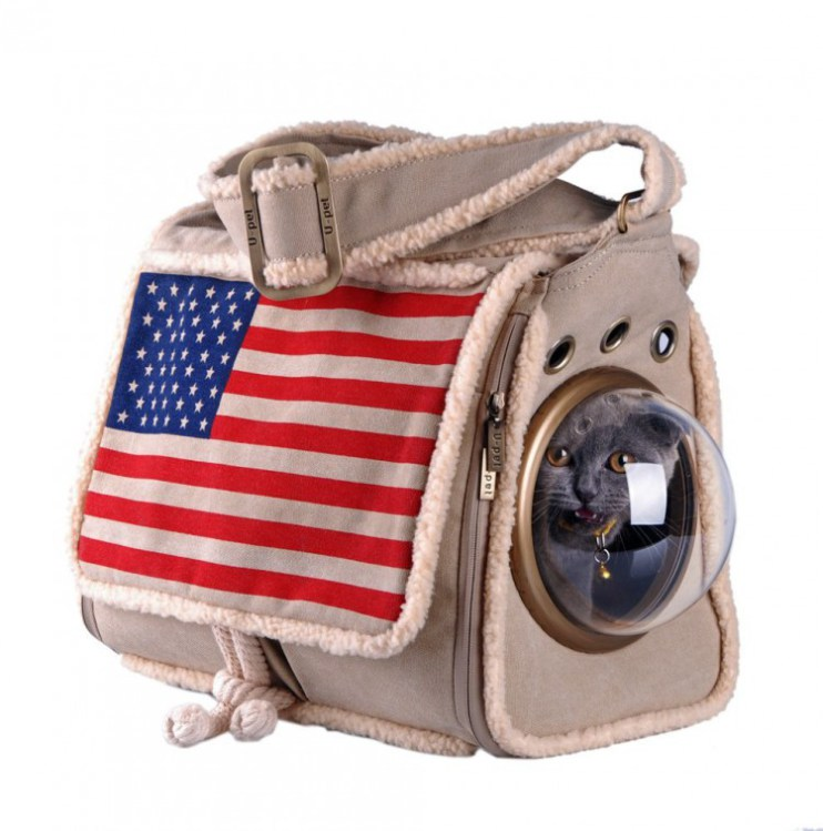 Innovated Pet Carriers With Bubble Viewing Windows