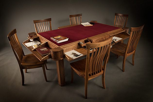 Awesome Board Game Table FizX - Board game dining room table