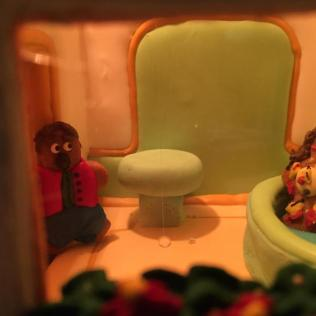 Gingerbread House of Overlook Hotel From The Shining