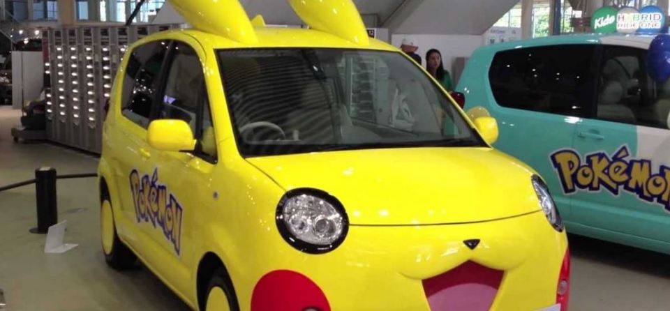 Tricked Out Cars to Fuel Your Nerd Fantasies 1