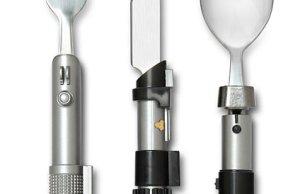 Lightsaber Silverware