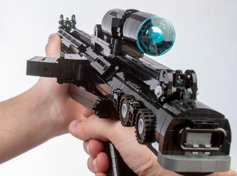 Star Wars Stormtrooper E-11 Blaster Rifle