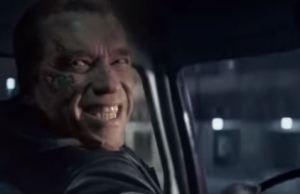 Smile Like The Terminator