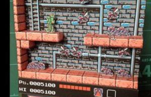 3d printed Classic Game Scenes