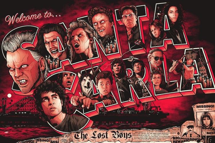 Geek Movie Art Posters